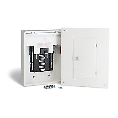 60 Amp Homeline  Main Breaker Loadcentre with 24 Circuits Maximum