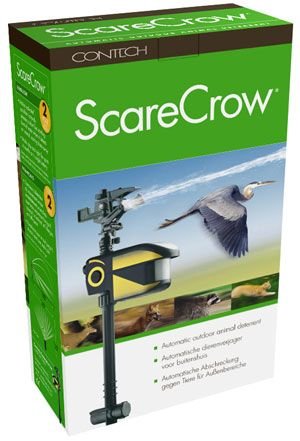 ScareCrow Outdoor Animal Deterrent