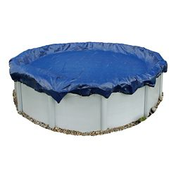Blue Wave 15 ft. x 30 ft. Oval Above-Ground Pool Winter Cover