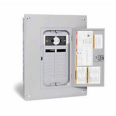 30 Amp Generator Panel with 18 Spaces, 36 Circuits Maximum