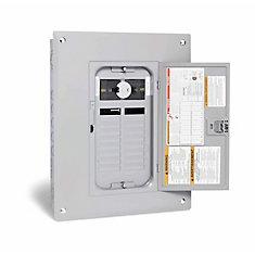 60 Amp Generator Panel with 18 Spaces, 36 Circuits Maximum