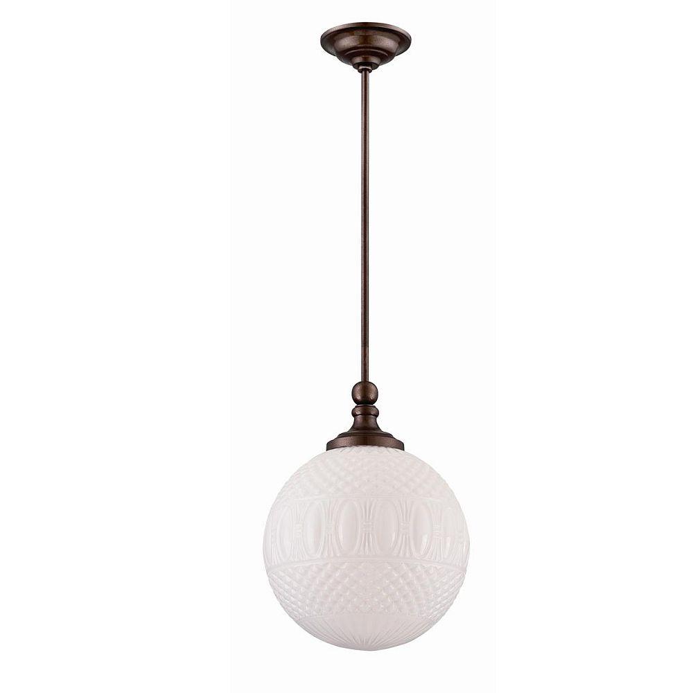 Luminaire Suspendue à 1 Lumière, Collection Volto