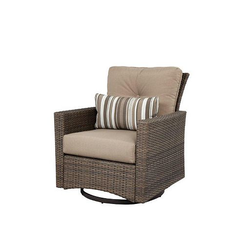 Hampton Bay Tacana Patio Motion Chair