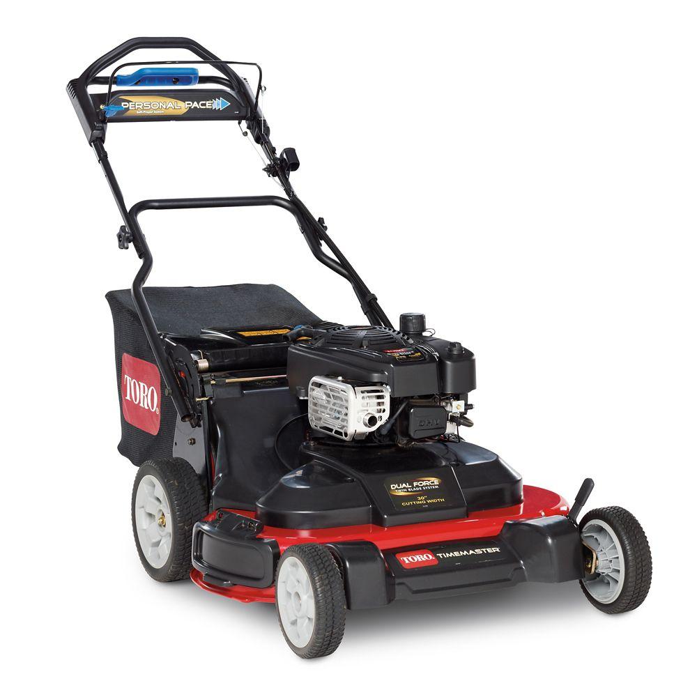 30-inch TimeMaster Lawn Mower