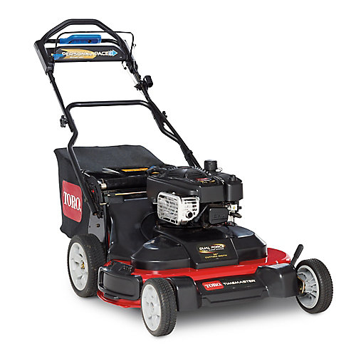 TimeMaster 30-inch Personal Pace Variable Speed Walk Behind Gas Self Propelled Mower