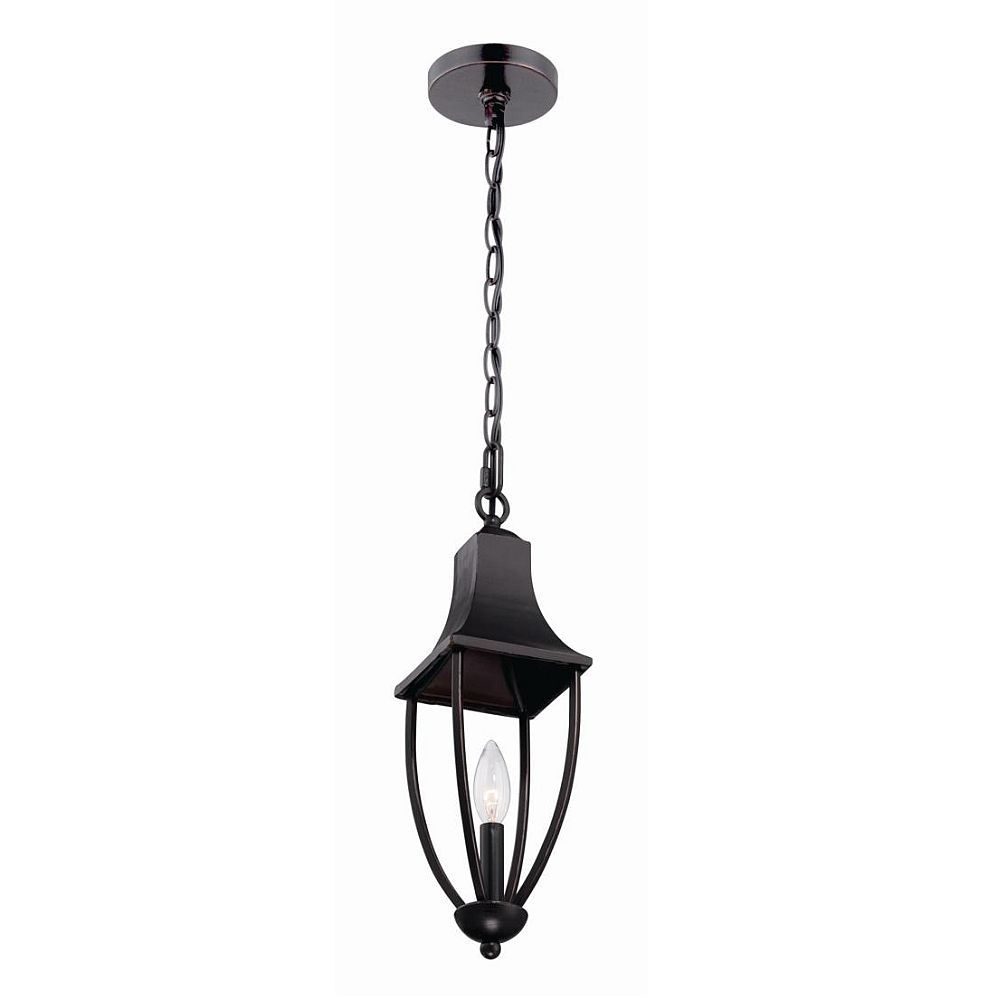 Ricco Collection 1 Light Bronze Pendant
