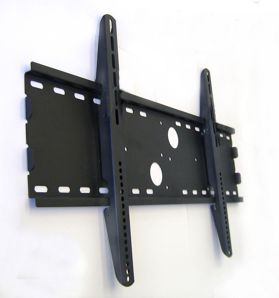 PLB1 Large Flat TV Wall Mount Black