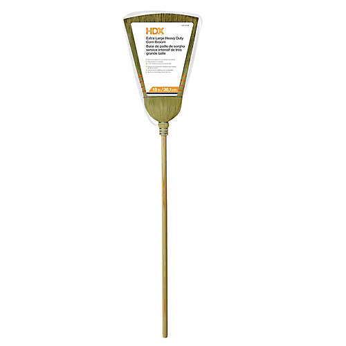 Extra Large mais commercial broom