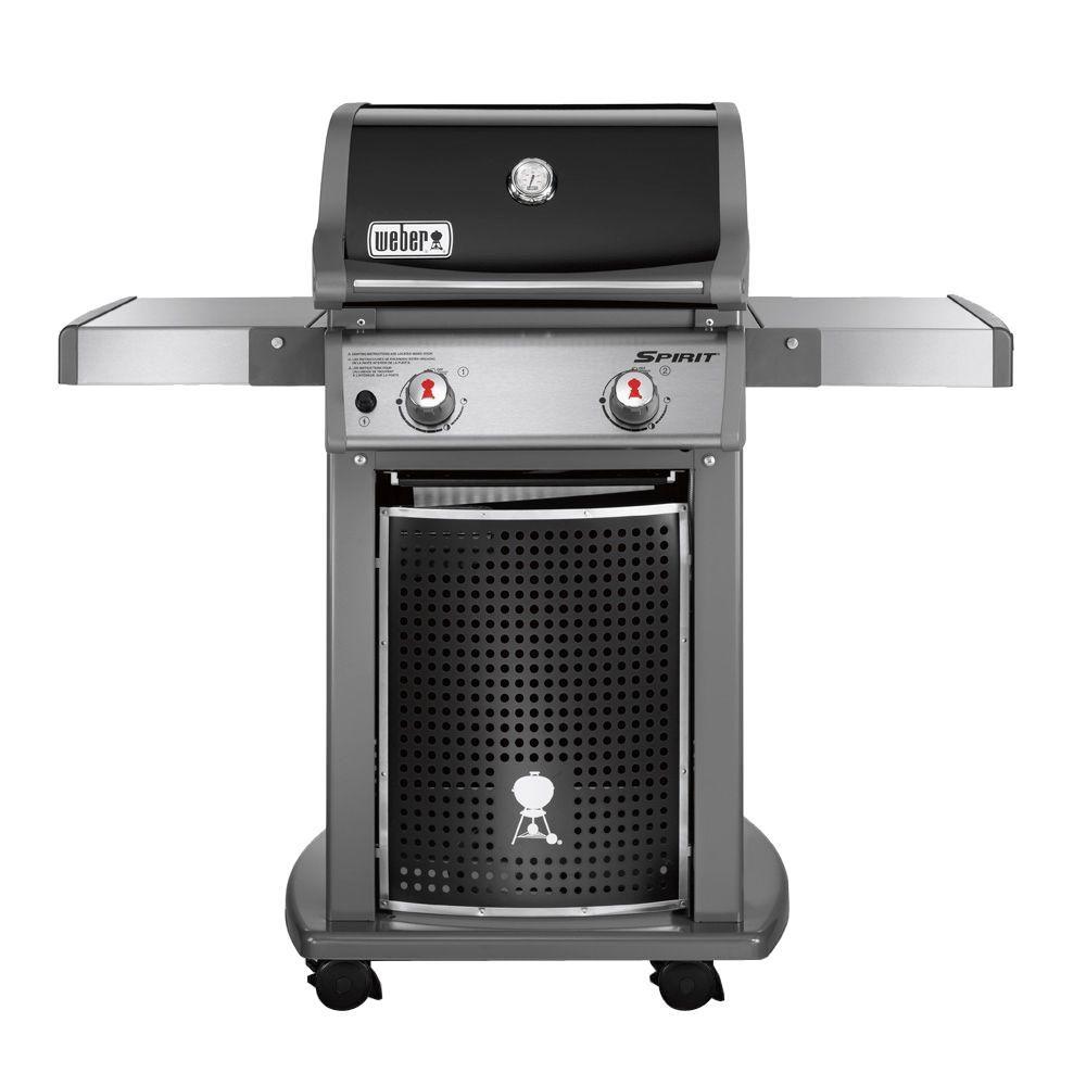 Spirit<sup>®</sup> E-210 Classic LP Gas BBQ