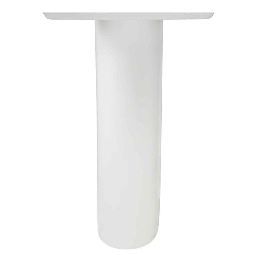American Standard Boulevard Tropic Vitreous China Pedestal Leg in White