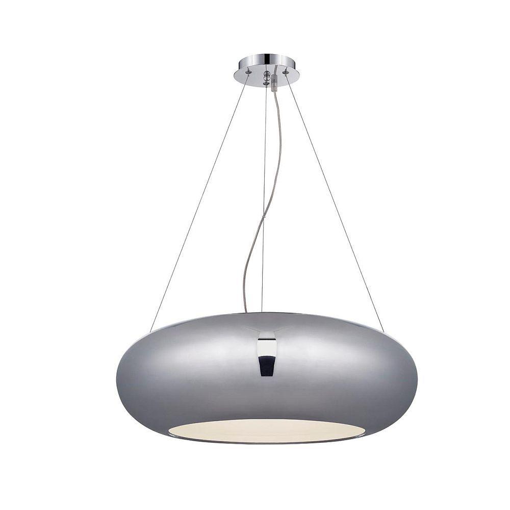 Luminaire Suspendue à 45 Lumières, Collection Luna