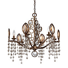 Home Decorators Collection Deamber Collection 6 Light