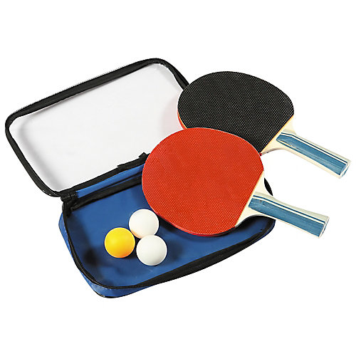 Ensemble d'accessoires de tennis de table - deux joueurs