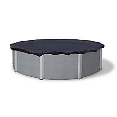 8-Year 30 ft. Round Above-Ground Pool Winter Cover
