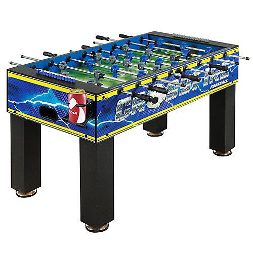Table de soccer Crossfire (1,37 m)