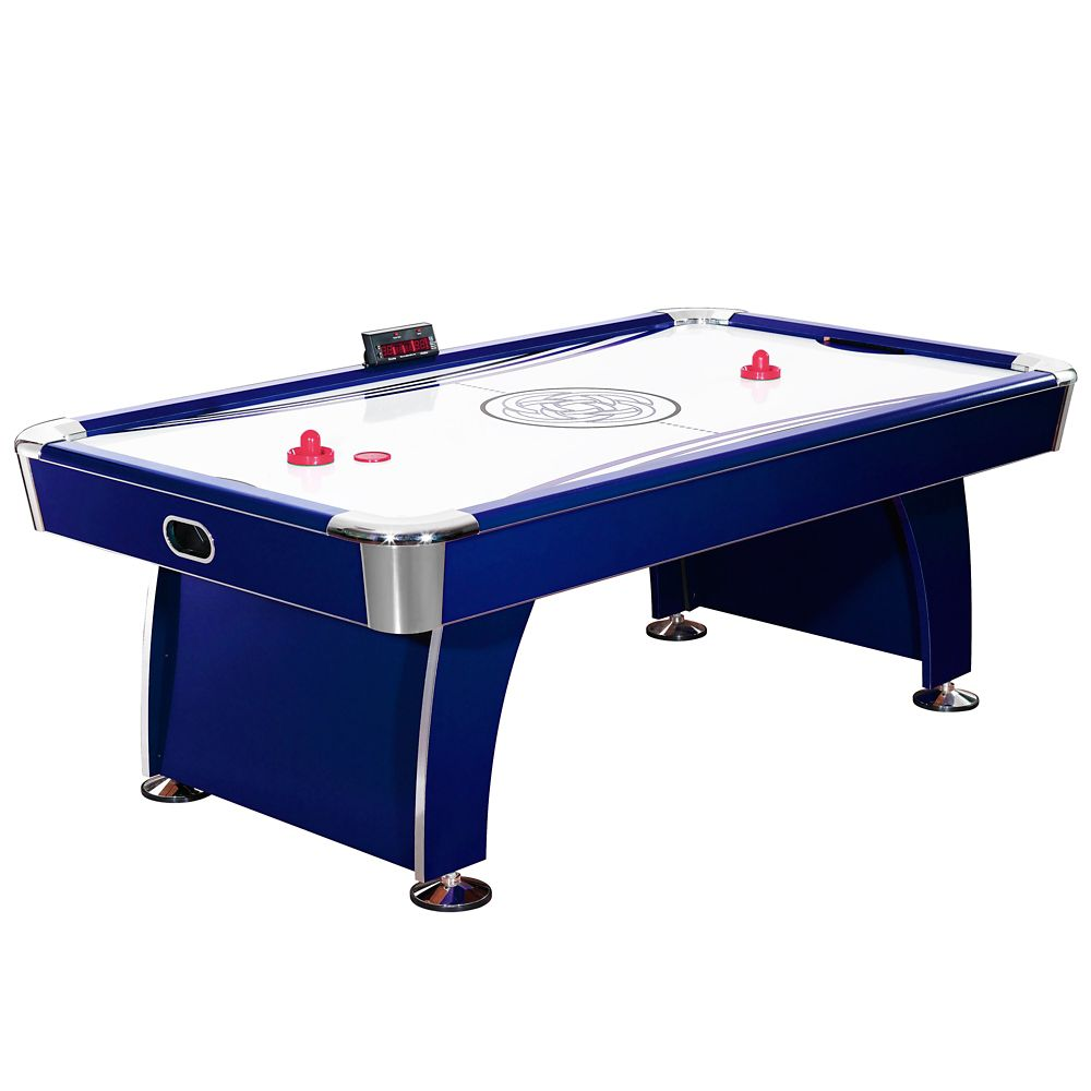 Phantom 7.5 Feet Air Hockey Table with Electronic Scoring