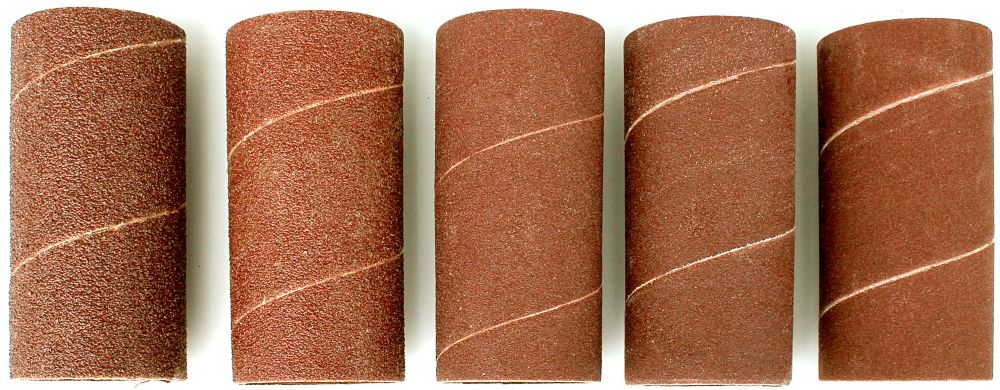 Aluminium Oxide Sanding Sleeves 51mm (2 Inch) Grit 60/80/100/150/240