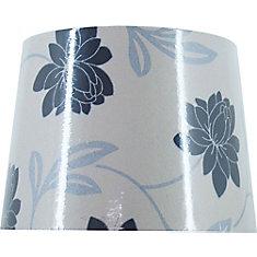 Modern Floral Hardback Table Shade