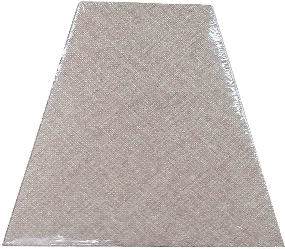 Oatmeal Linen Square Accent Shade