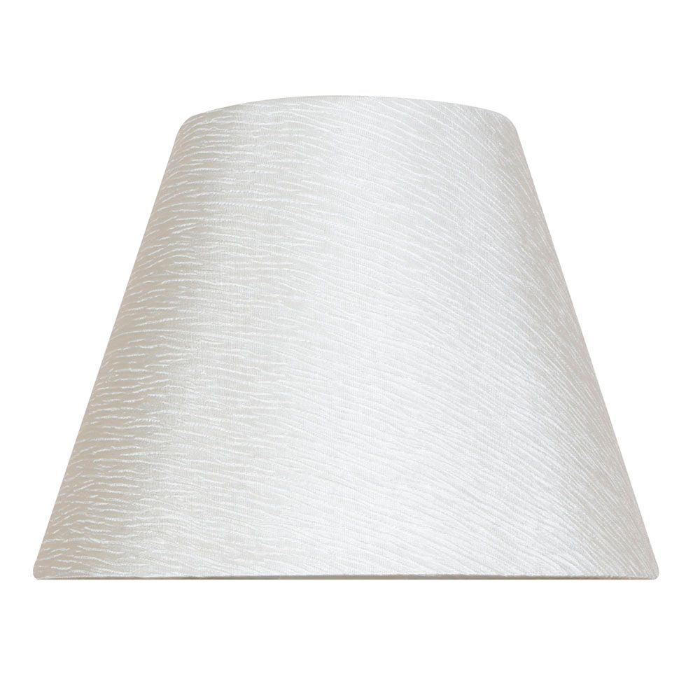 Off White Hardback Table Shade