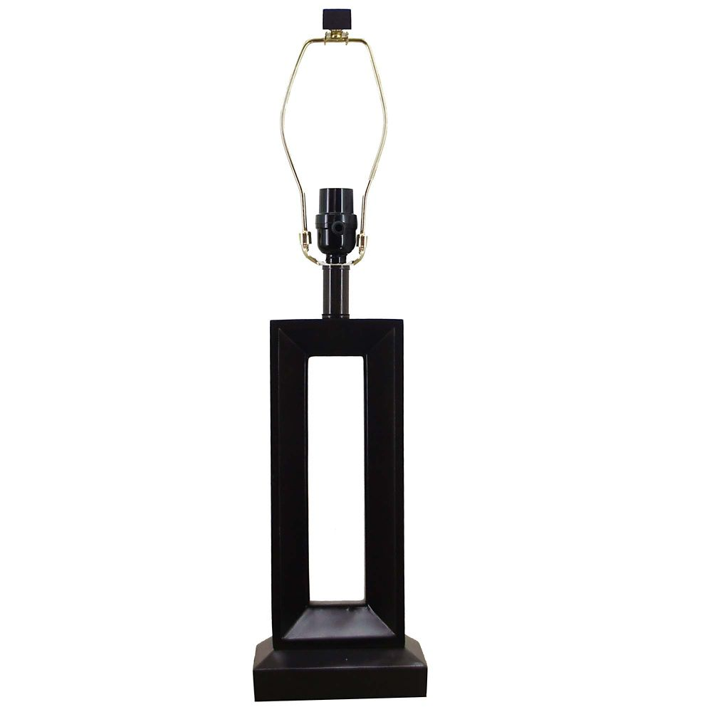 Open Rectangle Table Lamp 15835 in Canada