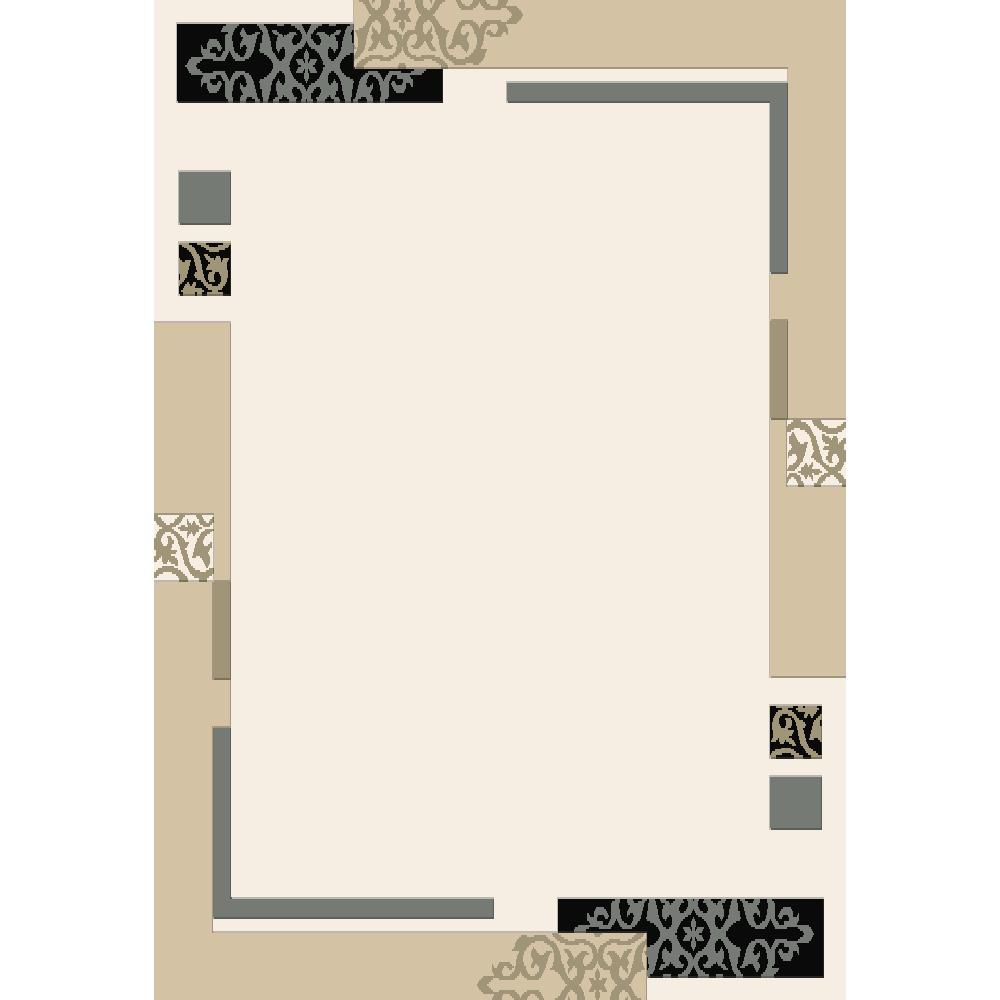 Morgan Design 2 Ft. 6 In. x 4 Ft. 9 In. Area Rug 2034 Canada Discount