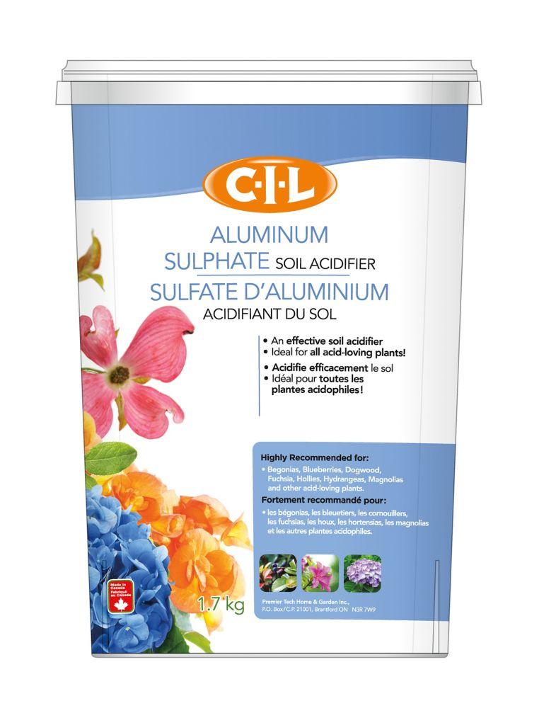 Sulfate d'aluminium C-I-L<sup>®</sup>