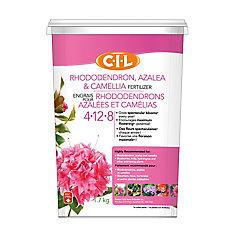 C-I-L  Rhododendron, Azalea & Camellia 4-12-8 Fertilizer