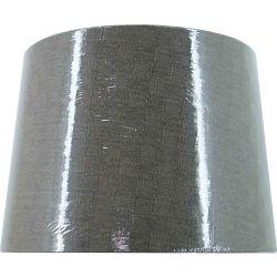 Hampton Bay Taupe Linen Hardback Accent Shade