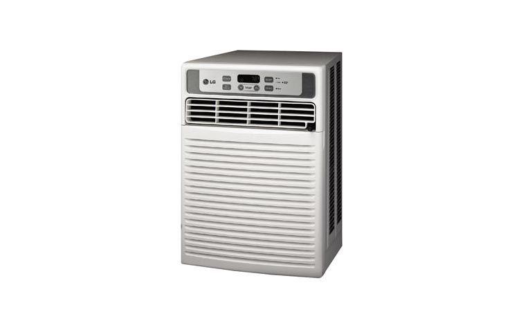 Lg climatiseur de fen tre vertical de 9 500 btu home for Climatiseur fenetre vertical