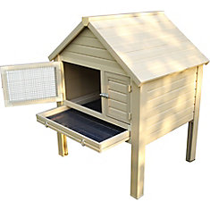 Southern Dome Rabbit Hutch