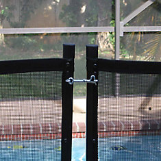 4 ft. x 12 ft. Pool Safety Fence Section