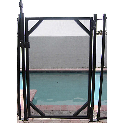 4 ft. x 30 inch Safety Fence Gate for In Ground Pools