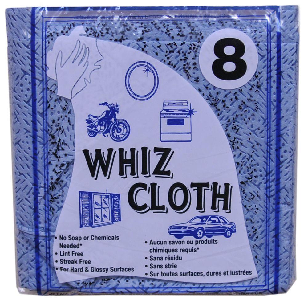 8pk Whiz Cloth