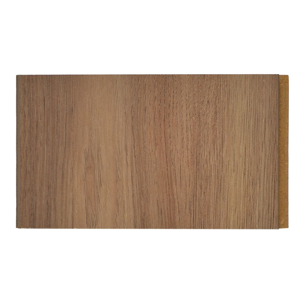 10mm Thick x 4-inch x 4-inch Driftwood Laminate Flooring Sample