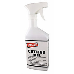 Masters Cuttin Oil - 500ml Spray Bottle