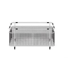 Blanco Stainless Steel Mesh Basket