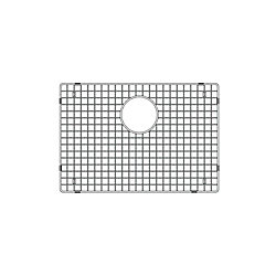 Blanco Precis U1.75 Sink Grid, Small Bowl, Stainless Steel