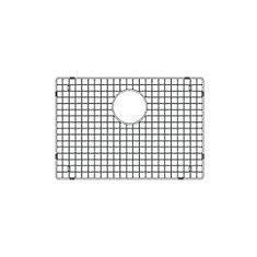 Precis U1.75 Sink Grid, Small Bowl, Stainless Steel