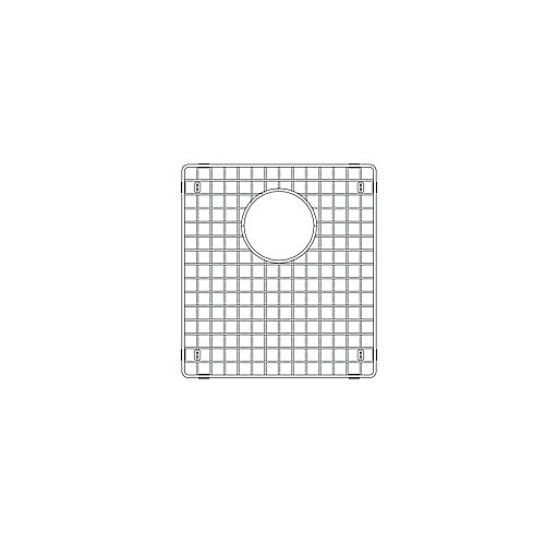 Precision Sink Grid 14.5x16, Stainless Steel