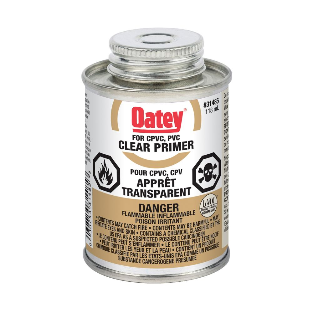 Oatey 118 Ml Clear Primer Crc (C)