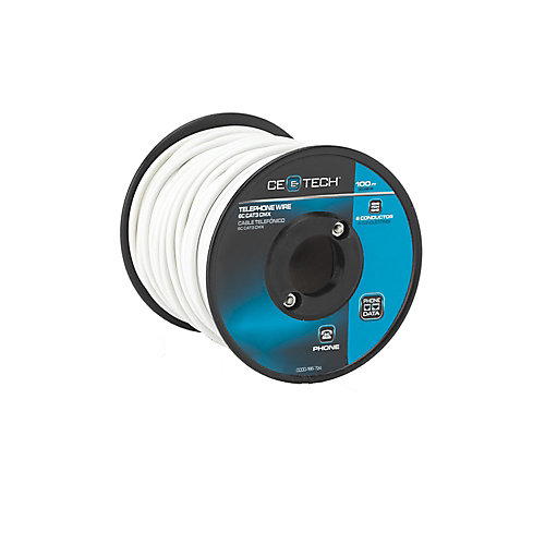 100ft 4C Station Wire