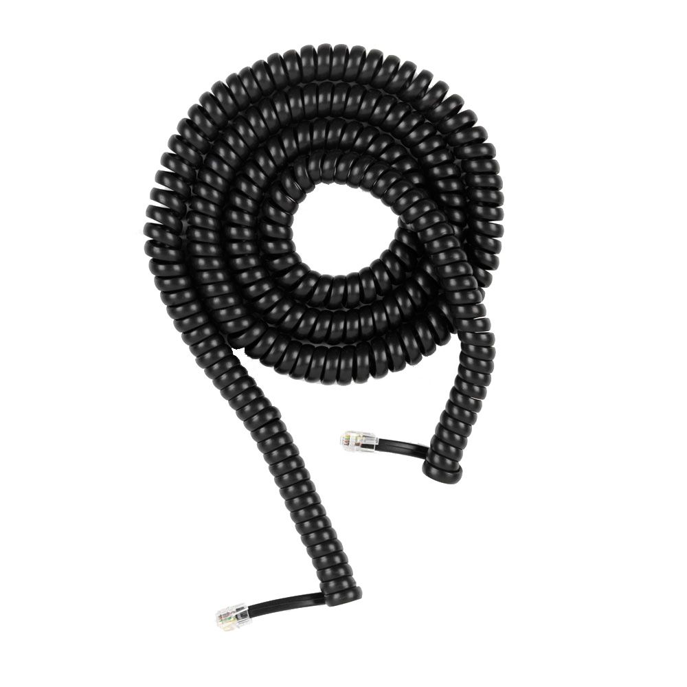 Handset Coil Cord