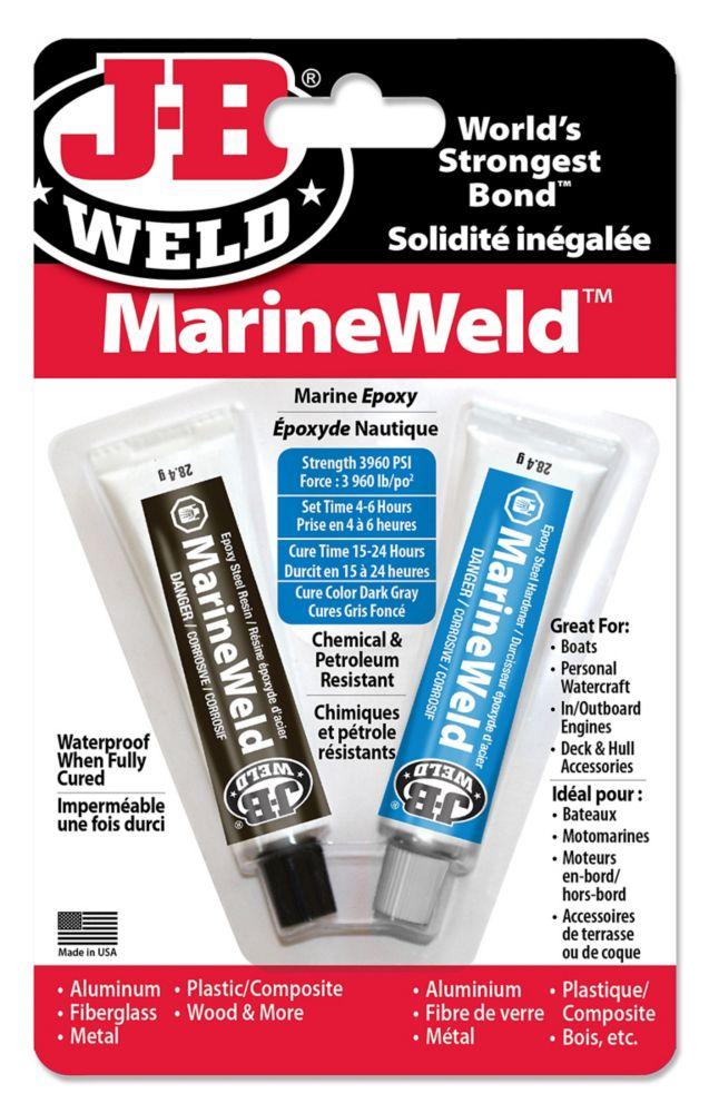 J-B Weld MarineWeld  Mfr Part  8272F