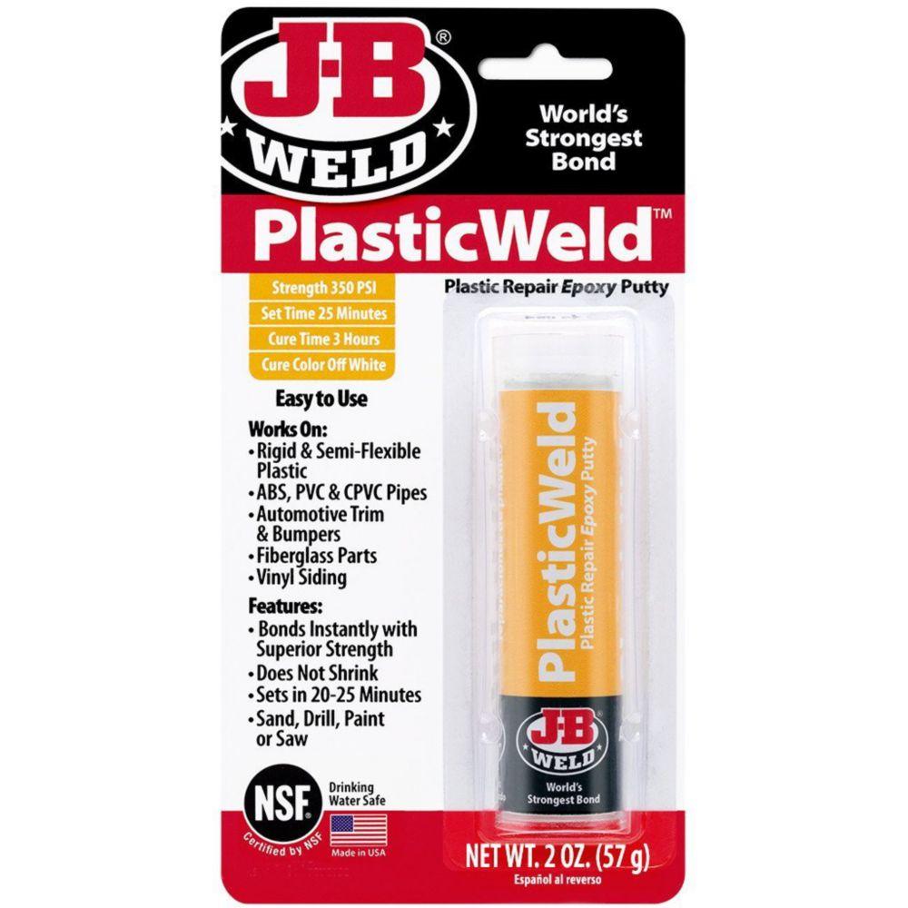 J-B Weld PlasticWeld  Mfr Part  8237F