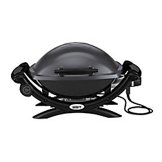 Q 1400 Portable Electric BBQ in Grey