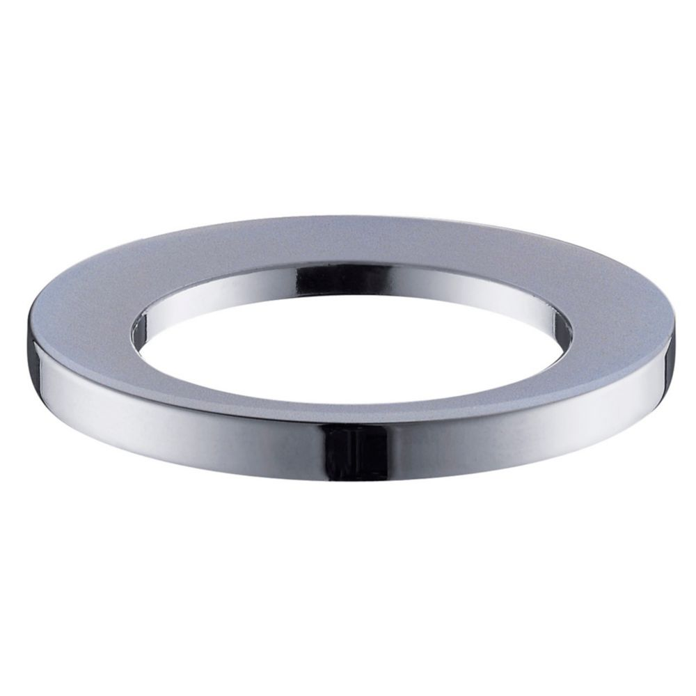 Vessel Sink Mounting Ring in Chrome