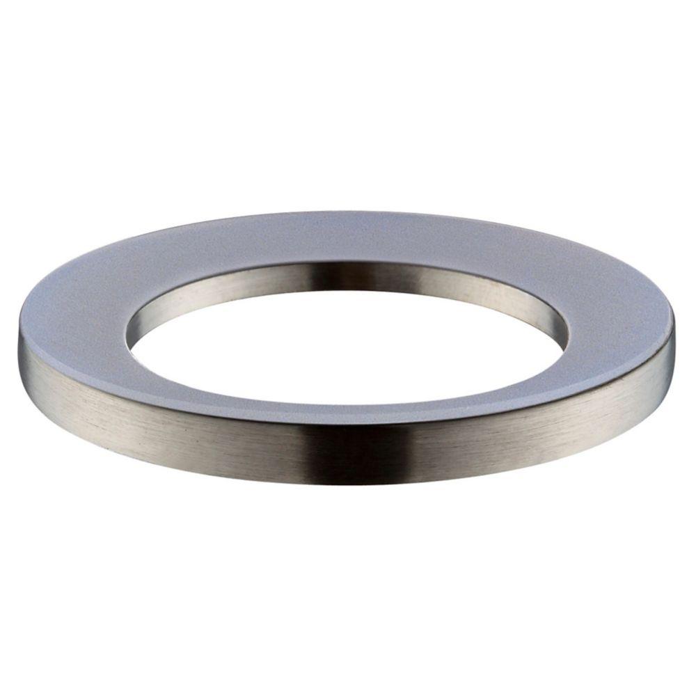 Mounting Ring in Brushed Nickel