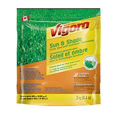 Sun & Shade Grass Seed with SureStart Technology 2 kg