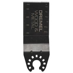 Dremel Wood And Metal Flush Cut Blade